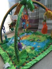 Fisher-Price Regenwald