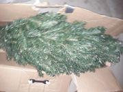 180 cm weihnachtsbaum wie neu