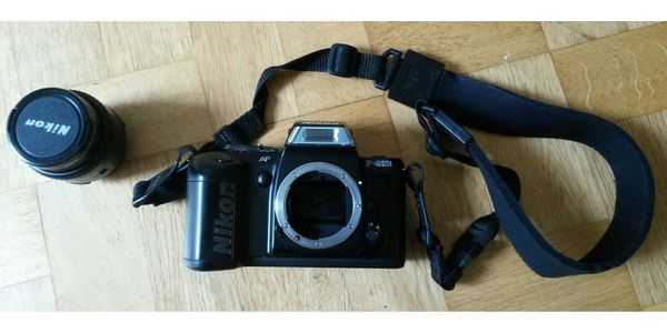Nikon F-401s » Foto und Zubehör