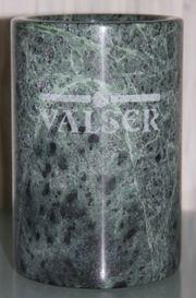 Weinkühler Getränkekühler Stein massiv Valser