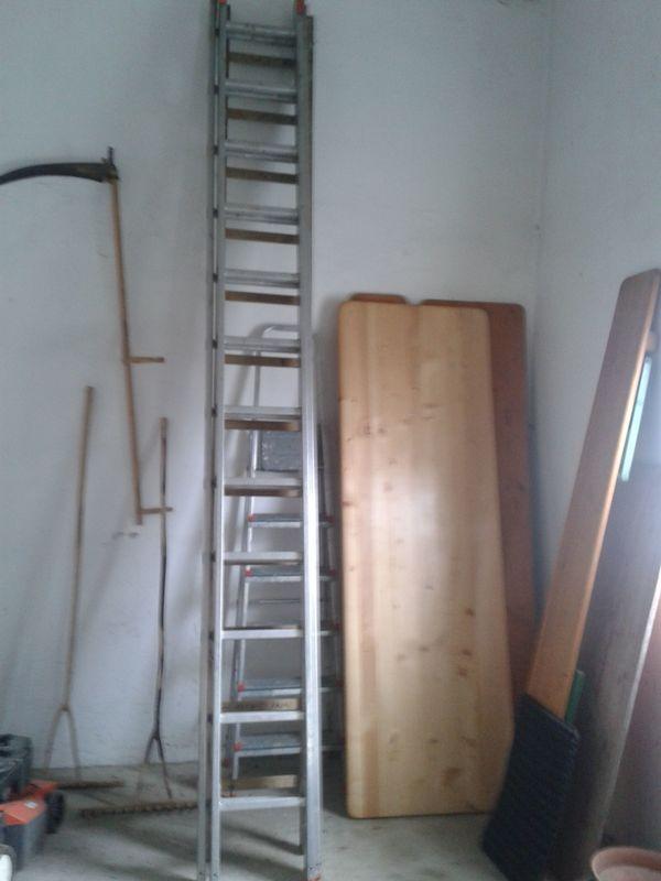aluleiter kaufen aluleiter gebraucht. Black Bedroom Furniture Sets. Home Design Ideas