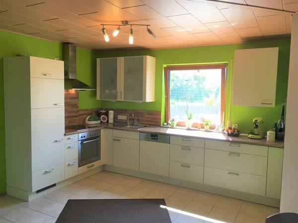 Gepflegte Küche in L-Form zu verkaufen in Zellertal - Küchenzeilen ...