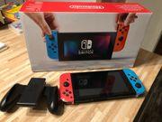 Nintendo Switch Fortnite Edition und