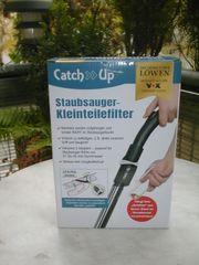 Catch-Up Staubsauger- Kleinteilefilter für Bodenstaubsauger