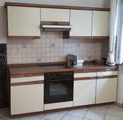 Einbauküche ALNO - 2-teilig mit Elektro-Geräten