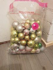 Tannenbaumkugeln Weihnachtskugeln