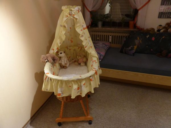 baby stubenwagen roba gebraucht kaufen nur 4 st bis 70. Black Bedroom Furniture Sets. Home Design Ideas