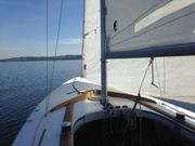 Trias offenes Kielboot