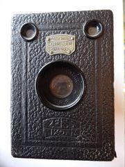 Alte Kamera Zeiss Ikon Box
