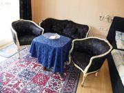 Alte Vintage Garnitur - 2-Siter 2