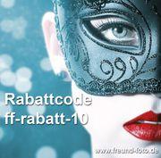 Rabattcode 10 für Geschenkgutscheine ff-rabatt-10