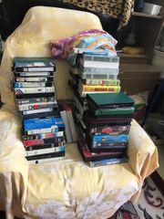 VHS Video Kasetten