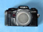 Minolta x300 mit