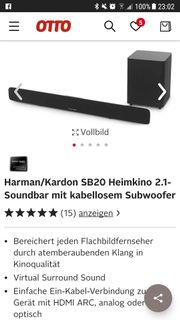 Harman/Kardon SB20
