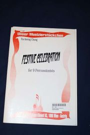 Festive Celebration for Percussion