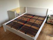 Bett 160x200 Massivholz inkl Matratze