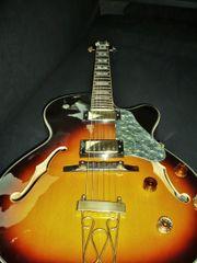 Jazz Archtopgitarre von