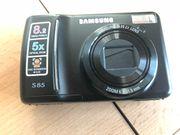 Samsung Digitalkamera S85