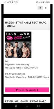 Sixx Paxx Gutscheine von Groupon
