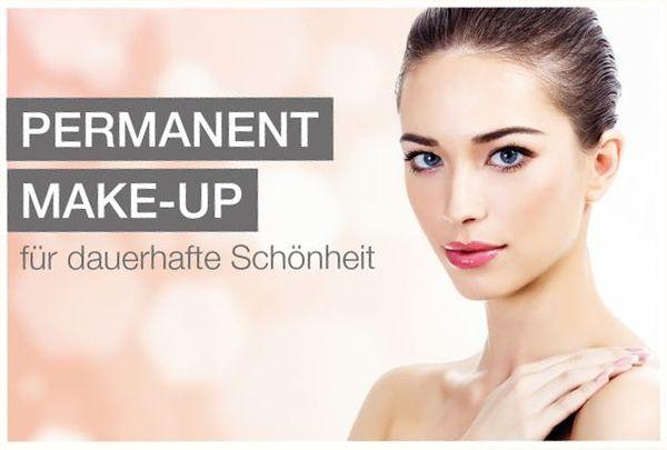NEU-Permanent Make-up entfernen ohne Leser
