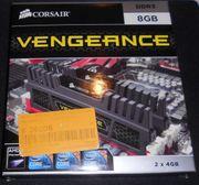 DDR 3 Speicher Corsair Vengeance