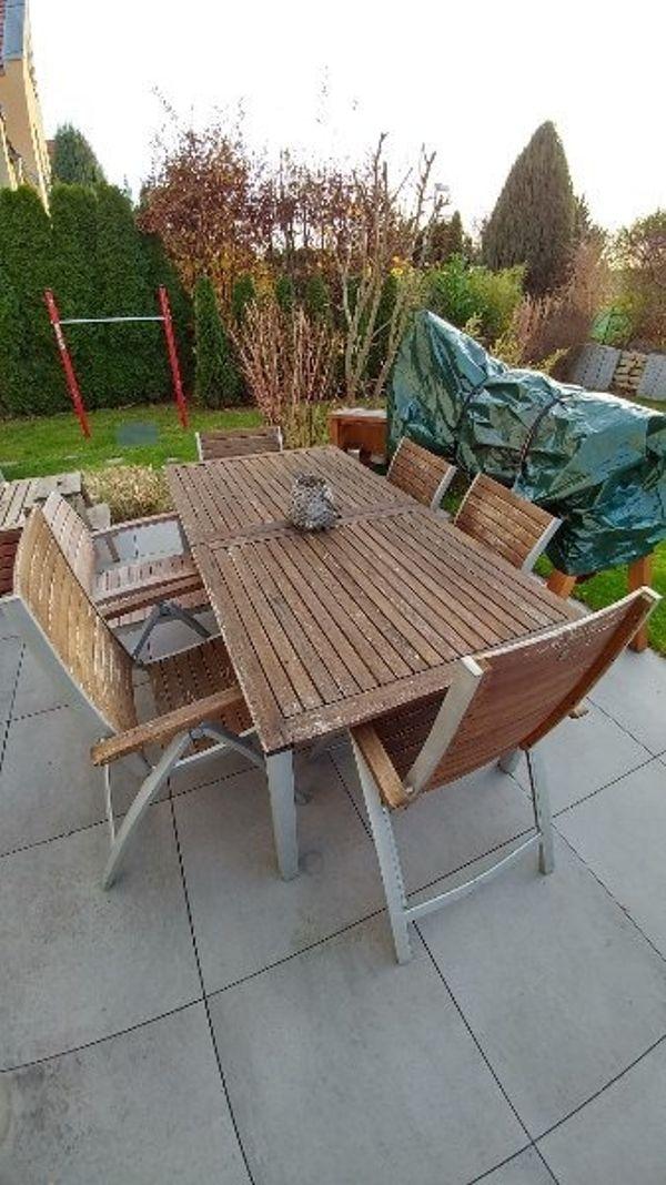 Luxus Mesch Gartenmöbel