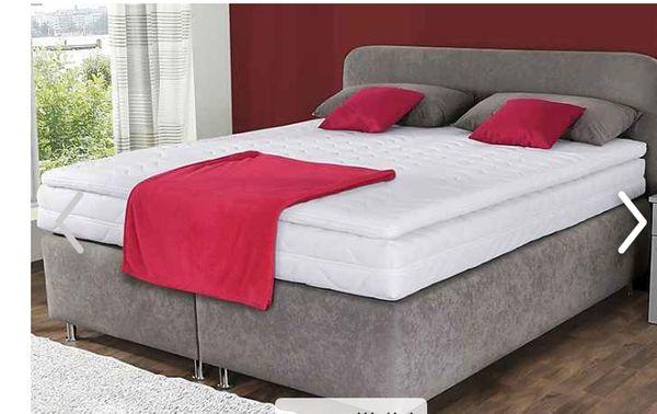 Boxspring Bett super Zustand! Zu verkaufen! in Bernau - Betten ...