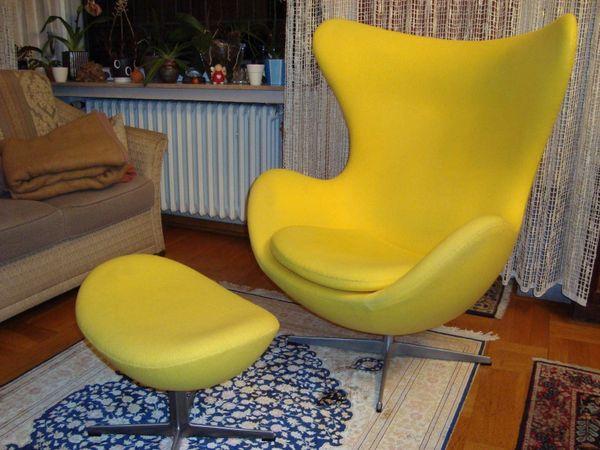 Egg Chair Ottomane Hersteller   Fritz