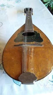 Mandoline ca 70 - 100 Jahre