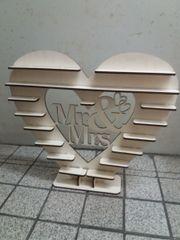 Mr Mrs Ferrero Rocher Herz