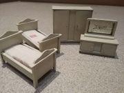 Puppenstube Möbel Schlafzimmer