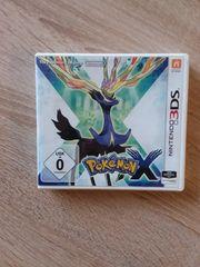 Pokemon X Spiel