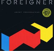 Schallplatte Foreigner - Agent Provocateur 1984