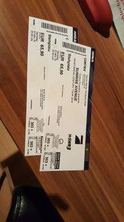 2 Tickets (Stehplätze)