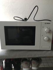 Bosch Mikrowelle