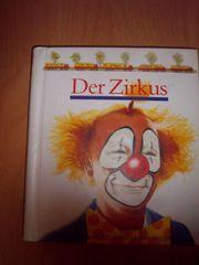 Bilderbuch Der Zirkus