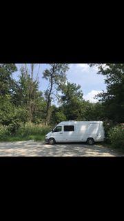 Mercedes Sprinter Wohnmobil