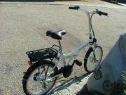 EBike E-Bike Elektrofahrrad Faltrad Klapprad