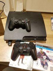 PS3 , 2 Controller