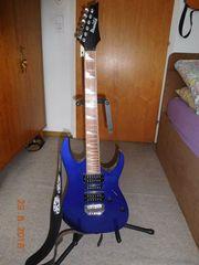 Ibanez GRG170DX JB - Jewel Blue