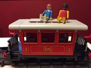 Playmobil 2 Zugwaggone,