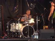 Schlagzeuger sucht Band !