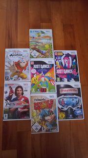 Wii Games Paket !!