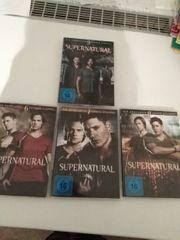 supernatural Staffel 6 bis 9
