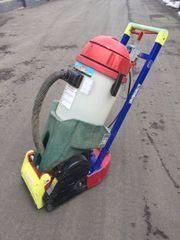 Künzle & Tasin Parkettschleifmaschine
