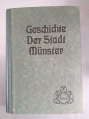 Rarität Geschichte der Stadt Münster