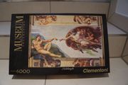 Puzzle Museums Collection Michelangelo 6000