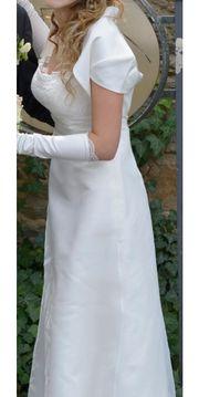 wunderschönes Hochzeitkleid Magic Bride Ivory