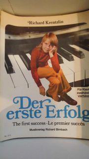 Klavier-Noten / Klavierschule: