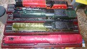 Lokomotive standmodell duchess lms pavific